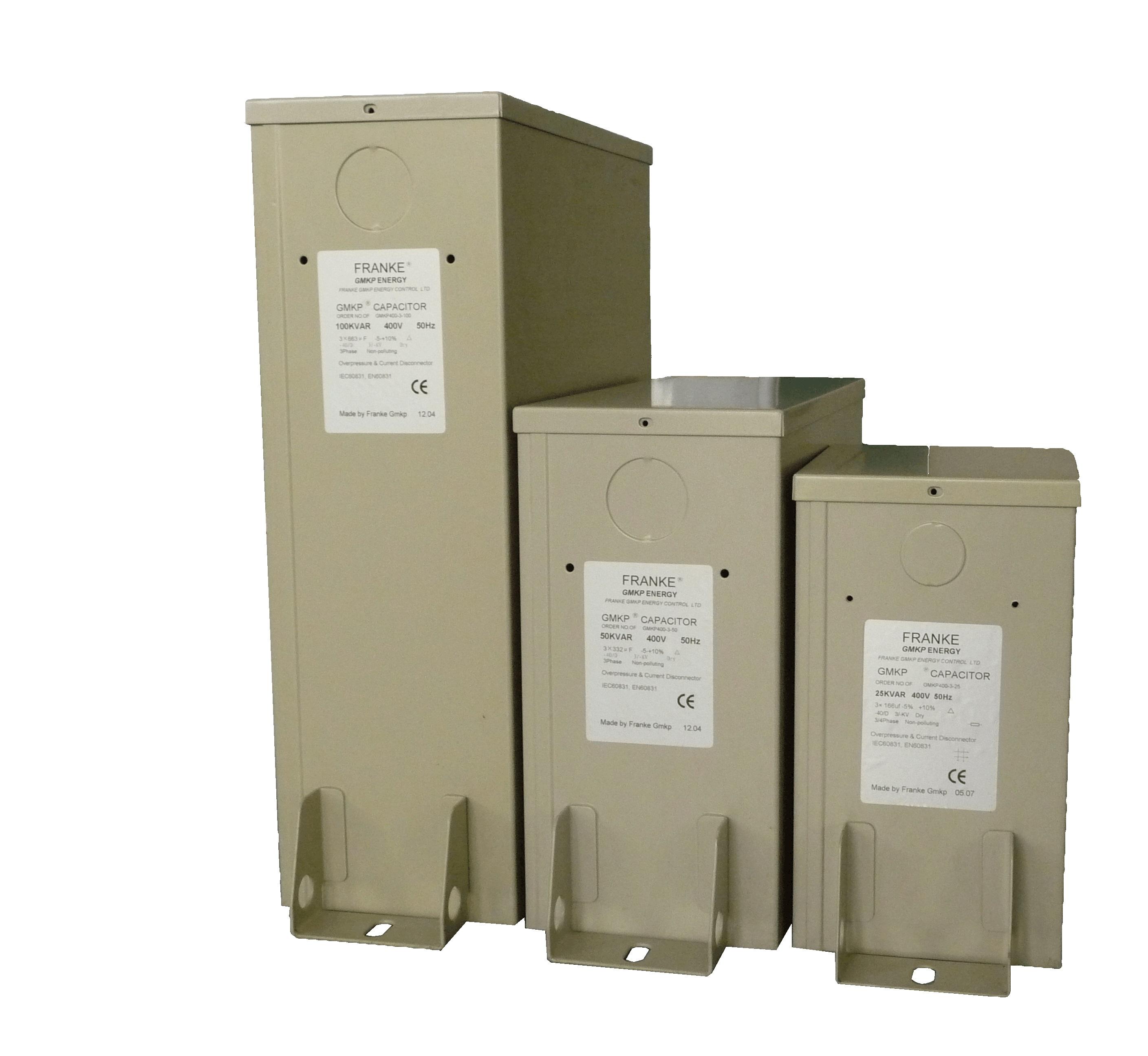 自愈式低压电容器