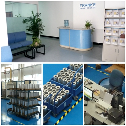 FRANKE GMKP Quality & Management